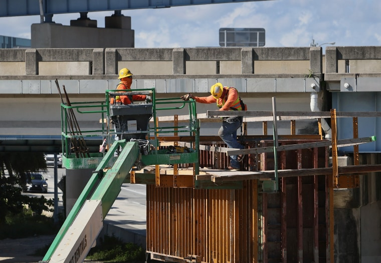 Image: Infrastructure Projects Continue In Southern Florida