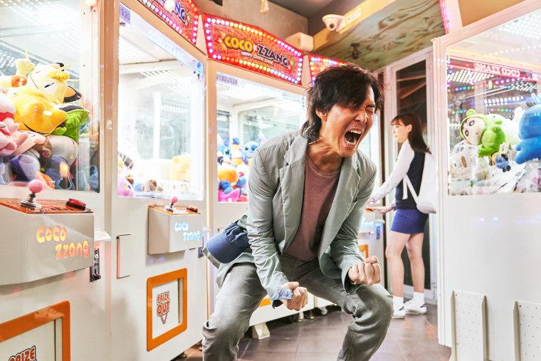 "Lee Jung-jae stars as Seong Gi-Hun in Netflix's \""Squid Game.\"""