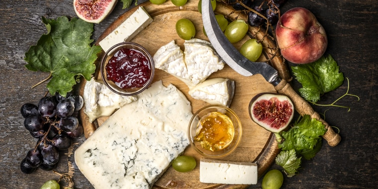 About 40% of Americans fall short on daily calcium requirements and cheese can help fill the gap.