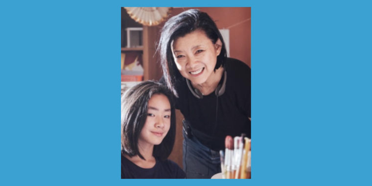 """Filmmaker Ann Hu said her daughter Michelle's journey with dyslexia inspired her to create her latest movie, """"Confetti."""""""