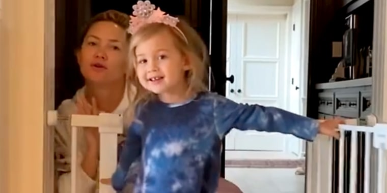 We give this mother-daughter duet an A+!
