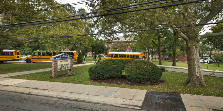 A teacher at Seth Boyden Elementary School in Maplewood, New Jersey is under investigation after an allegation surfaced that accuses the teacher of pulling a hijab off a student's head.