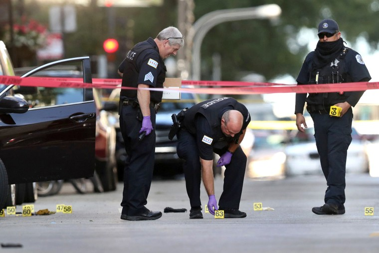 Image: Chicago police investigating whether rapper was killed in Gold Coast shooting after making 'derogatory' video about dead gang members