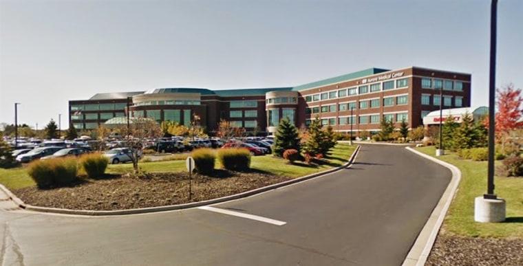 Wisconsin hospital employee fired