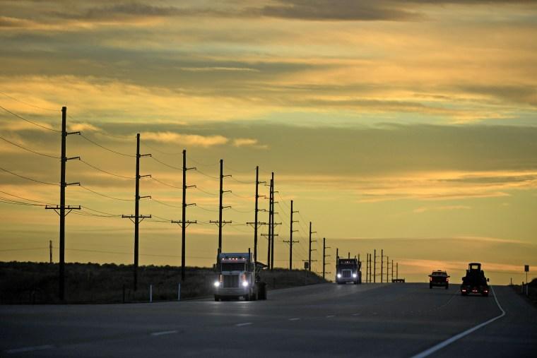 Weld County Road 49 set to open between I-76 and Kersey.