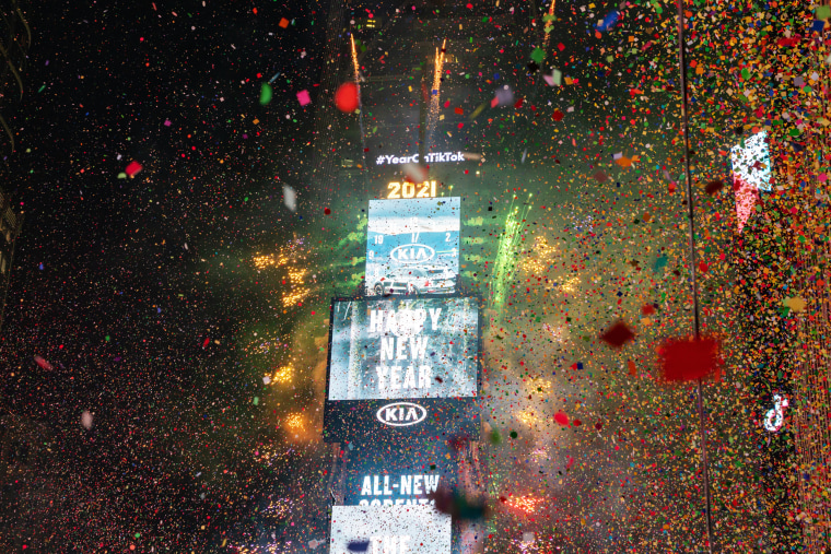 Image: Changes Made To New Years Eve In Times Square Amid COVID-19 Pandemic