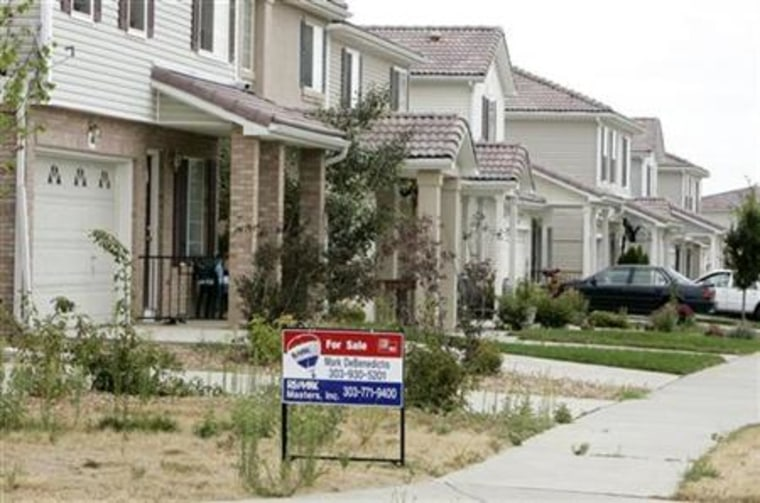 """The impact of the U.S. mortgage market crisis on the underlying economy could be """"dramatic"""" as leveraged investors may need to scale back lending by up to $2 trillion, according to investment bank Goldman Sachs."""