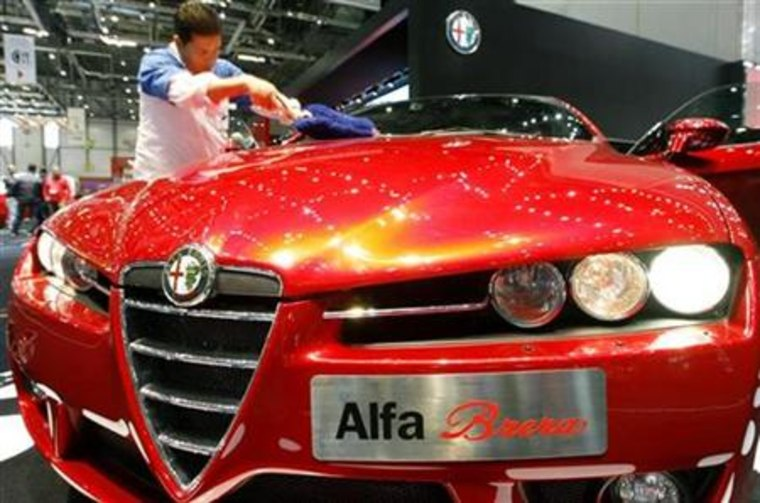 More Alfa Romeo's may be on U.S. streets by decade's end.