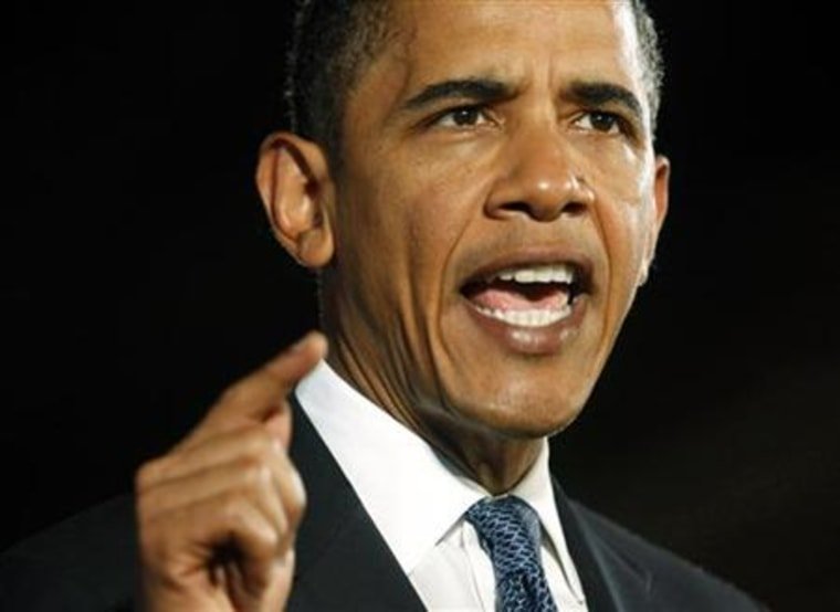 President Barack Obama speaks about the economy during a visit to Hudson Valley Community College in Troy