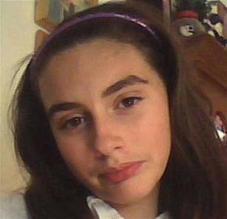 Missing 11-year-old New Hampshire girl Celina Cass