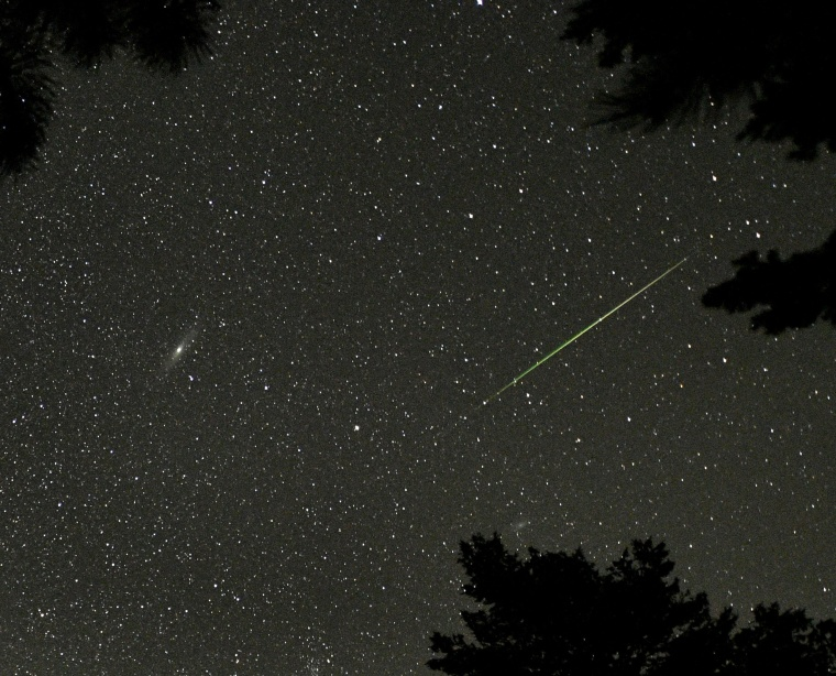 Perseid Meteor Shower 2020 When Where And How To See It