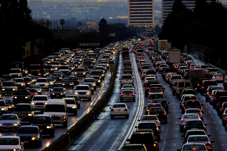 Image: USA - California - Los Angeles - Traffic