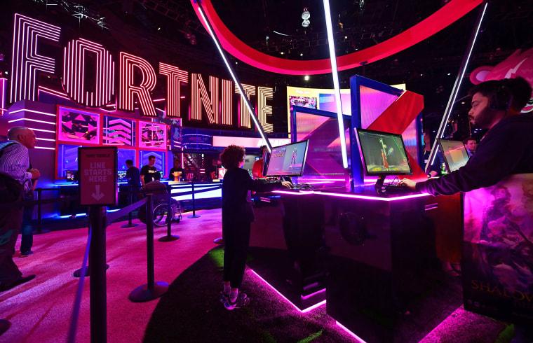 Image: US-ENTERTAINMENT-INTERNET-GAMES-COMPUTERS-E3