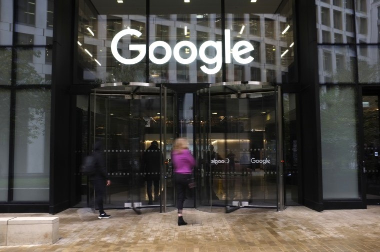 Image: Google Staff Walk Out Over Women's Treatment In London