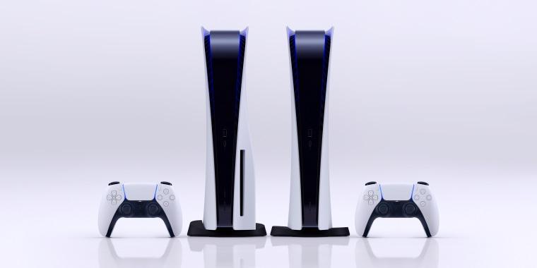 Sony's PlayStation 5.