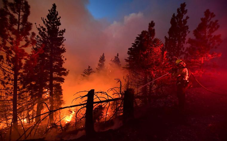 Image: Bobcat Fire