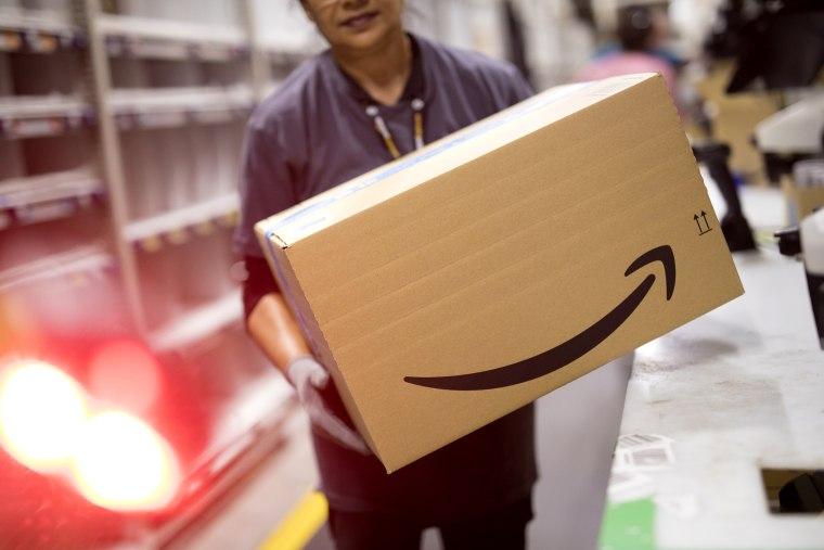 Amazon.Com Inc. Fulfillment Centre Ahead Of Prime Day