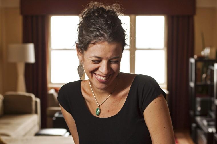 Playwright Quiara Alegría Hudes.