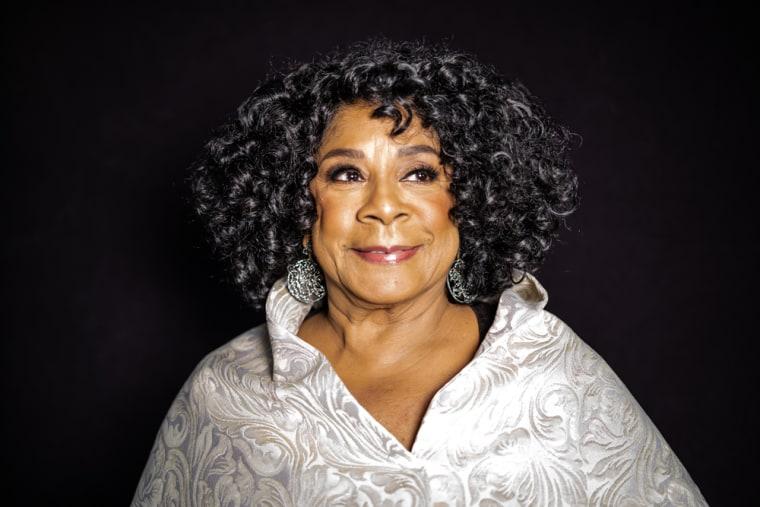 Image: Singer Merry Clayton