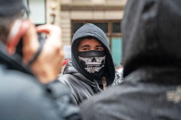 "White supremacist groups hold ""White Lives Matter"" marches Sunday."