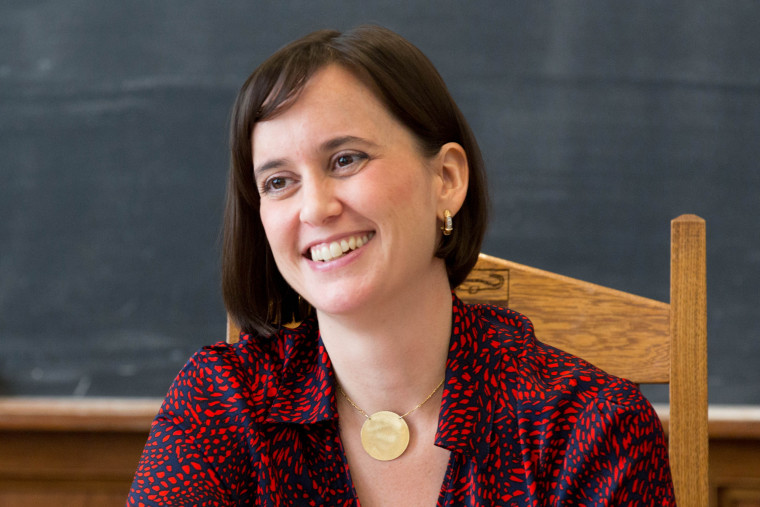 Image: Cristina M. Rodriguez, a professor at Yale Law School, will co-chair a commission examining the Supreme Court.
