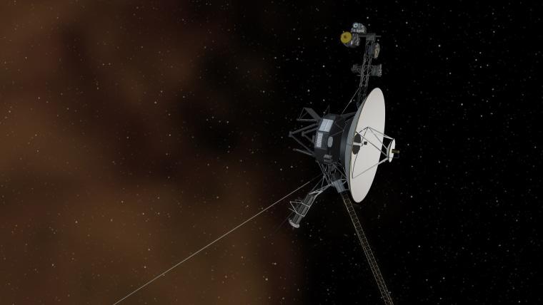 Image: Voyager 1