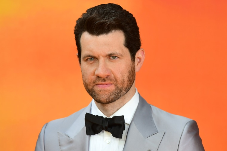 Image:; Billy Eichner in London on July 14, 2019.