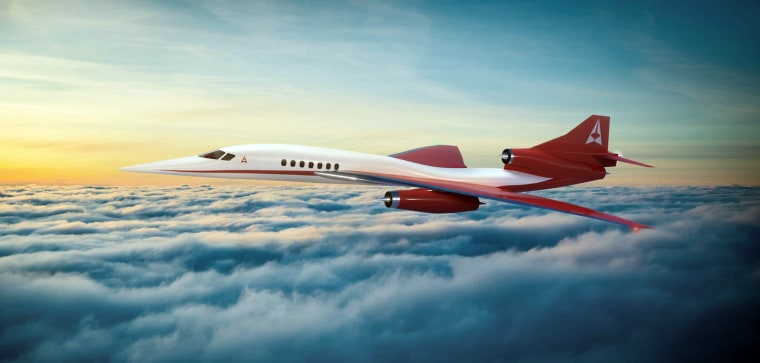 Image: Aerion AS2
