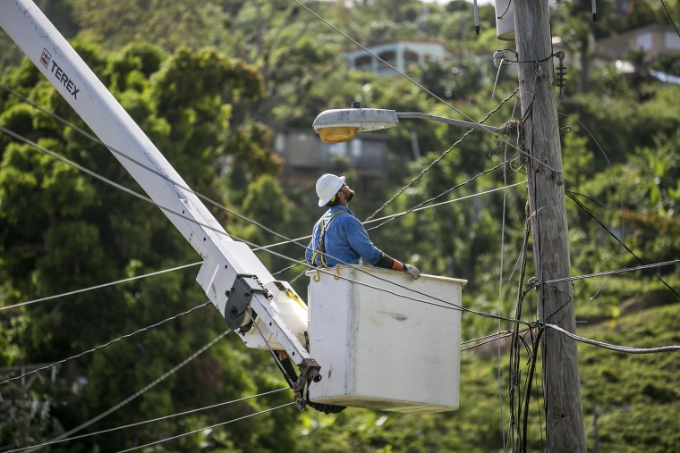 After Maria, Investors Get Blank Slate To Rebuild And Profit From Island's RicketyPowerSystem