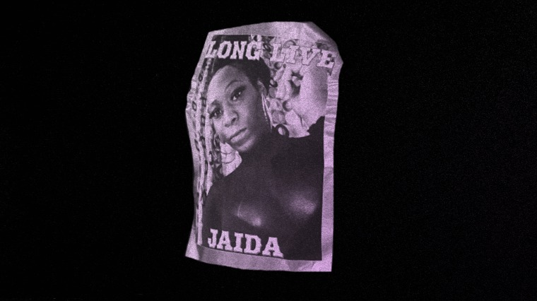 Image: Jaida Peterson, a transgender woman, was found dead in a hotel room in Charlotte, N.C., on April 4, 2021.