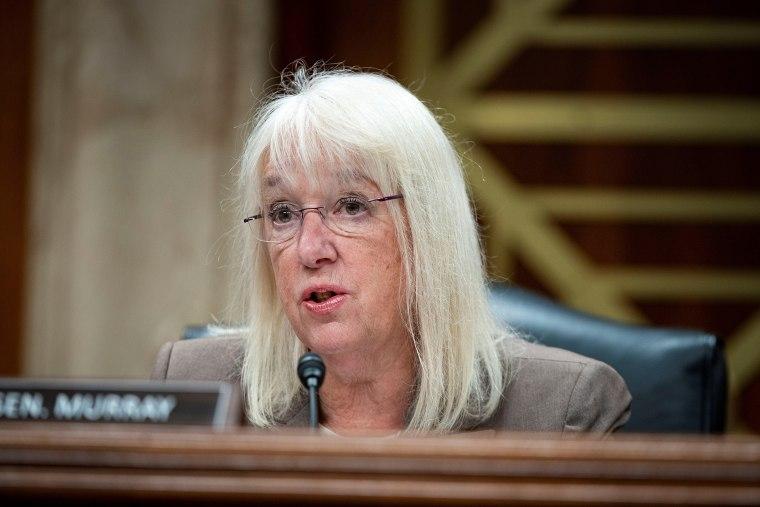Image: U.S. Senate Appropriations Subcommittee hearing in Washington