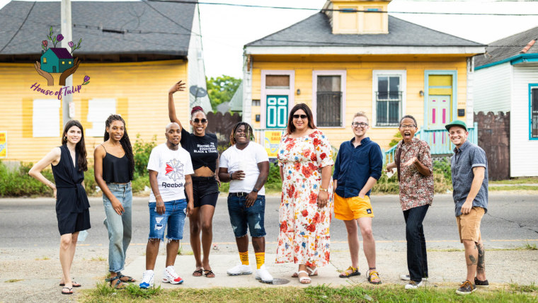 Trans United Leading Intersectional Progress, or TULIP, is a nonprofit collective creating housing solutions for trans and gender-nonconforming people in Louisiana.
