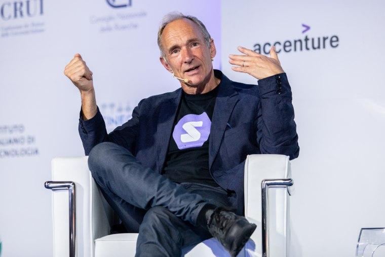 Image: Sir. Tim Berners-Lee