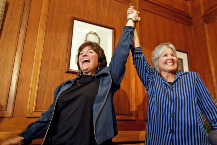 Image: Marcia Kadish, and Tanya McCloskey