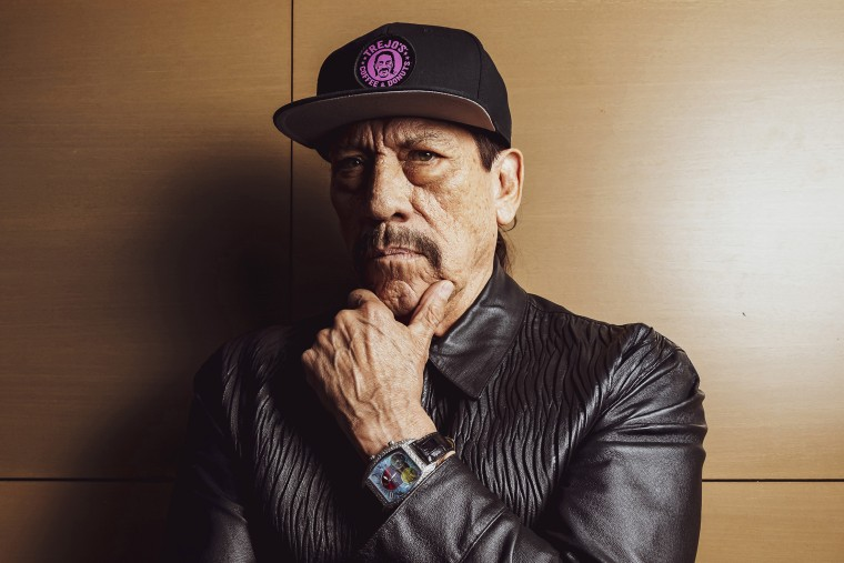 """Over time, Danny Trejo became one of the world's most recognizable character actors, in movies like """"Desperado,"""" """"Heat"""" and """"Blood In, Blood Out."""""""