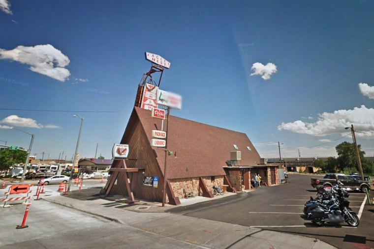 Eagle's Nest bar in Cheyenne, Wyo.