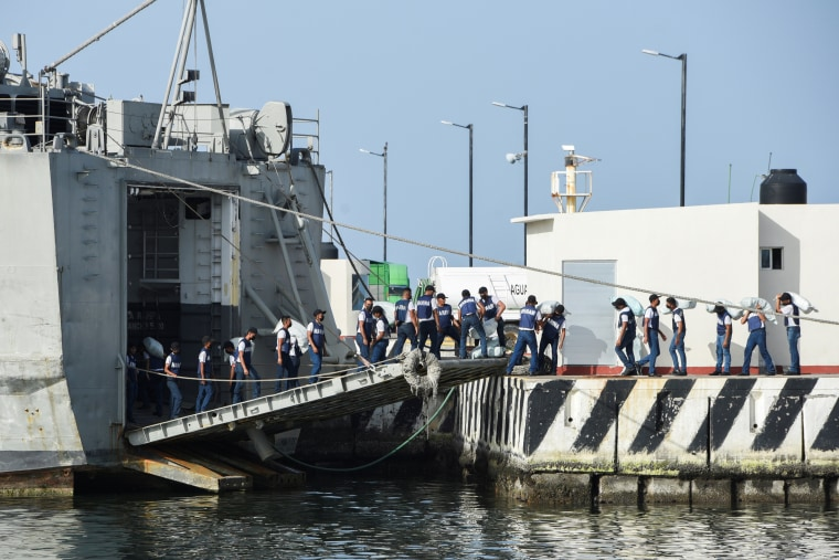 Image: Mexican Navy
