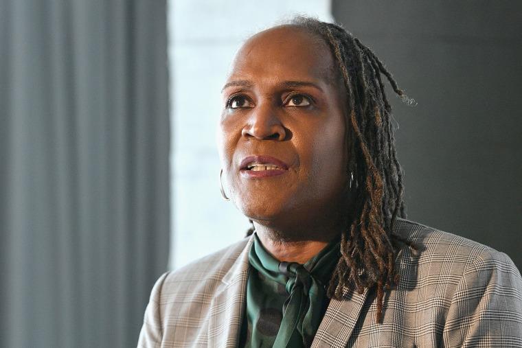 Image: Minneapolis City Council Vice President Andrea Jenkins
