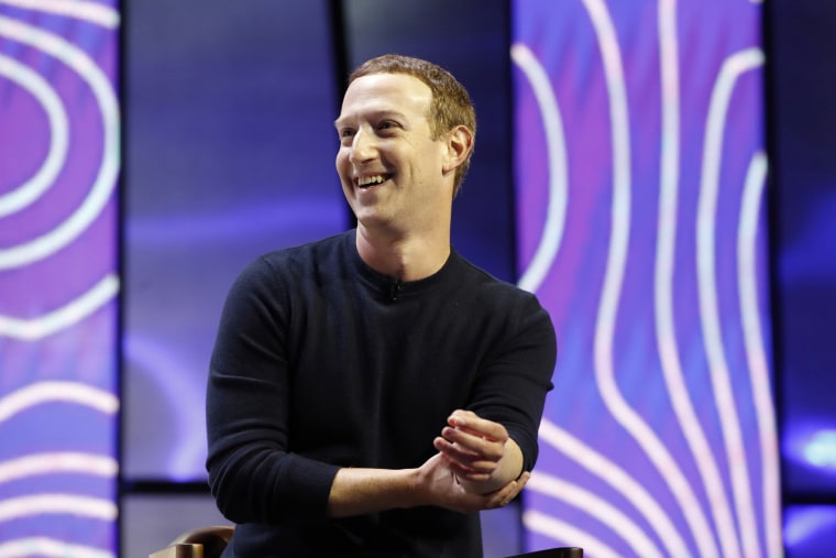 Image: Mark Zuckerberg At The Silicon Slopes Summit