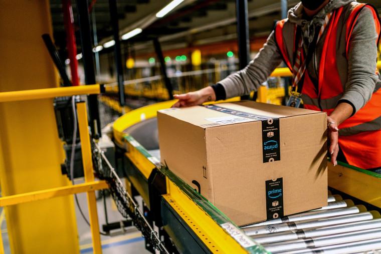 Amazon.com Inc. Fulfilment Center Operations On Amazon Prime Da