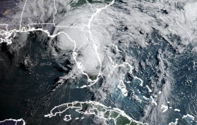 Image: US-CUBA-WEATHER-HURRICANE-ELSA