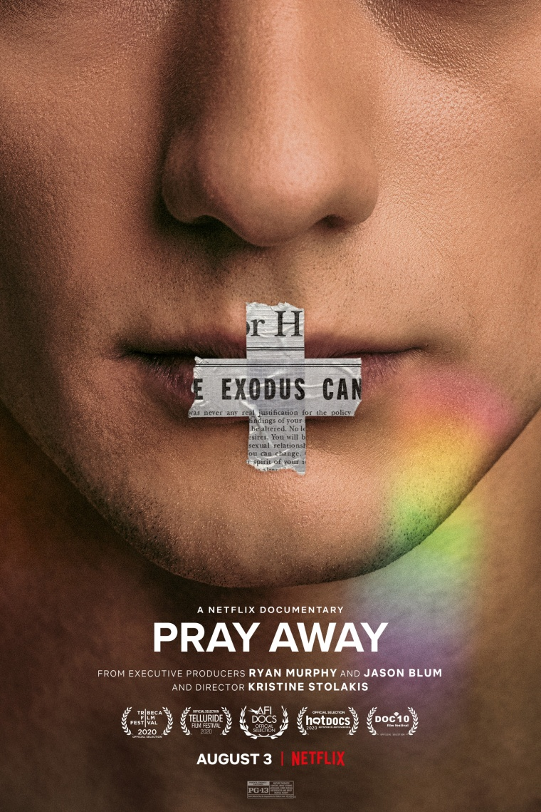 """""""Pray Away,"""" a documentary directed by Kristine Stolakis."""
