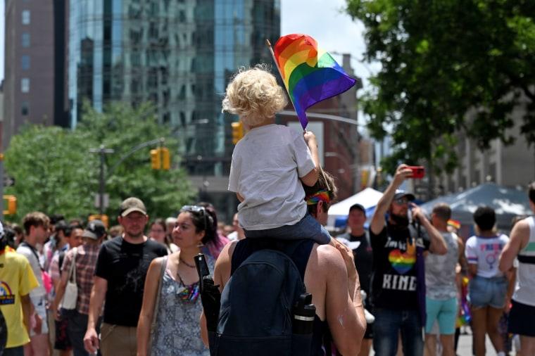 New York City Pride 2021