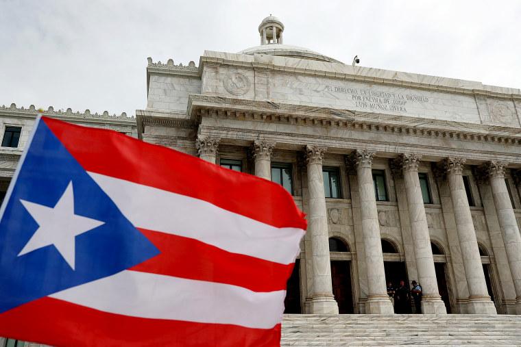 Puerto Rico Prepares For Leadership Change As Embattled Gov. Rossello Resigns