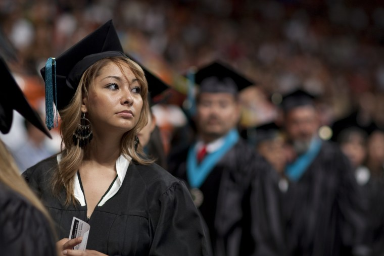 Imaghe:  El Paso Community College Graduation