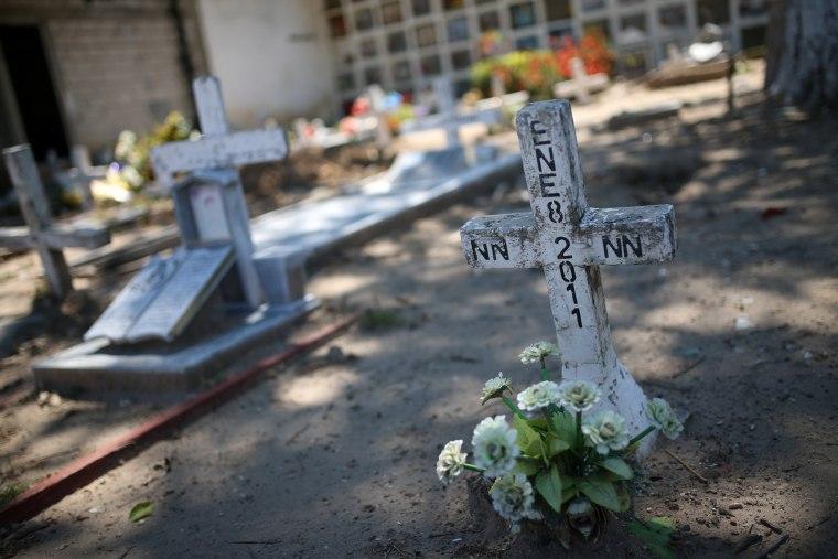 Image: La Dorada cemetery