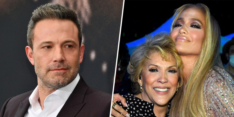 Ben Affleck andGuadalupe Rodriguez cross paths in a new ad for the gambling app WynnBET.