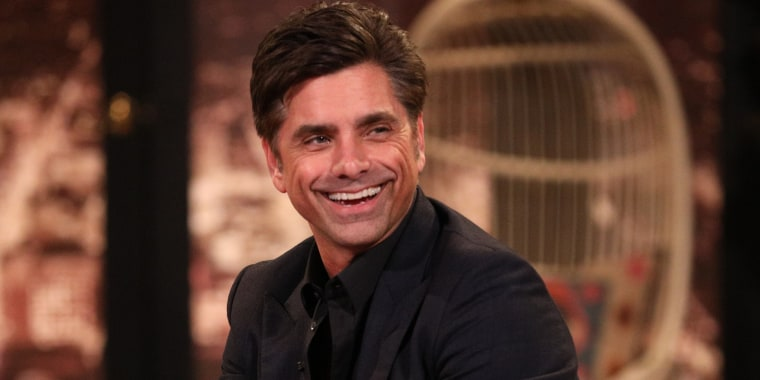 """John Stamos told fans he's """"all good"""" after apparently undergoing a procedure to treat his """"trigger finger."""""""
