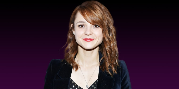"""Kathryn Prescott attends the premiere of """"A Dog's Journey"""" at ArcLight Hollywood on May 9, 2019 in Hollywood, California."""