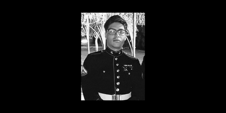 Marine Corps Cpl. Humberto A. Sanchez, 22, of Logansport, Ind.